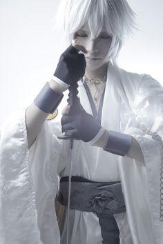 鶴丸国永 - Tsubame TsurumaruKuninaga Cosplay Photo - WorldCosplay