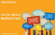 Hizyatech, Offers IT infrastructure and digital marketing services, provides simplified solutions to complex IT problems. Digital Marketing Services, Social Media Marketing, Mobile Application, Understanding Yourself, Work On Yourself, Competition, Tech, Dance, Engagement
