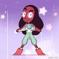 We spoke with Rebecca Sugar about her hit show, <i>Steven Universe</i>, and she shared some fun facts and trivia with us about characters in the show.
