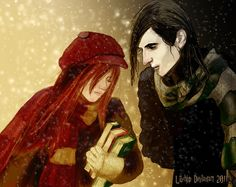snape and lily - Google Search