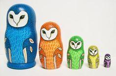 nesting dolls ideas DIY - Google Search