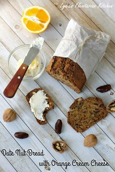 Date Nut Bread with