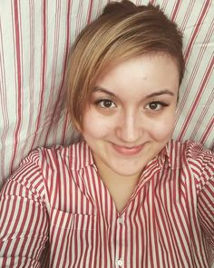 """Polubienia: 10, komentarze: 0 – Paulina (@paulinajurzyca) na Instagramie: """"I'm going to make everything around me beautiful - that will be my life 💖👍 #new #newhair…"""" New Hair, How To Make, Life, Beautiful, Tops, Women, Fashion, Moda, Fashion Styles"""