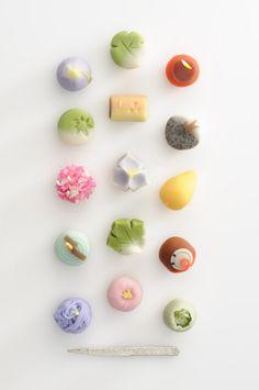六人衆のお菓子