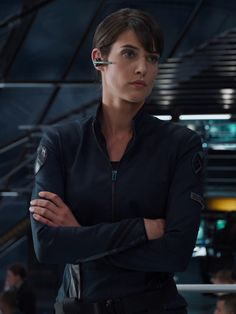 Maria Hill is listed (or ranked) 20 on the list The Strongest Female Characters Written by Joss Whedon Marvel Women, Marvel Girls, Marvel Actors, Marvel Characters, Marvel Movies, Maria Hill, Avengers Girl, Avengers 2012, Marvel Avengers