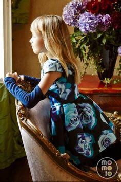 MOMOLO | moda infantil |  Vestidos Miss Blumarine, niña, 20150923073424