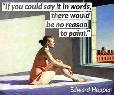 Morning Sun, Edward Hopper