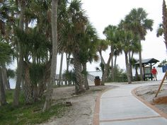 Castaway Point Park in Palm Bay, just south of Melbourne, FL and my most favorite park!