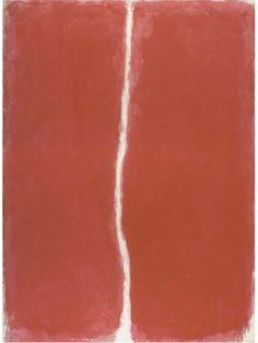 antoniogonzalezart:  William Turnbull (Scottish, 1922-2012), 19-1963, 1963. Oil on canvas, 100 x 74 in.