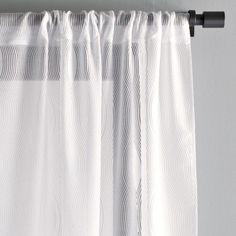 Shirred Sheers #sheers #shirred #window treatments #drapery