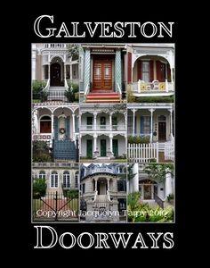 Galveston Doors