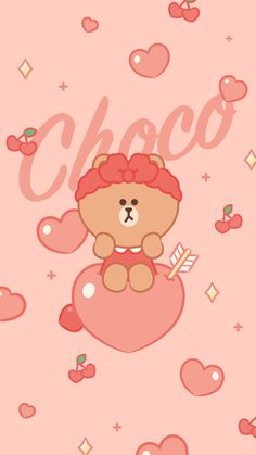 BROWN PIC is where you can find all the character GIFs, pics and free wallpapers of LINE friends. Come and meet Brown, Cony, Choco, Sally and other friends! 1440x2560 Wallpaper, Kawaii Wallpaper, Wallpaper Iphone Cute, Pattern Wallpaper, Kakao Friends, Note Doodles, Line Friends, Cute Wallpaper Backgrounds, Phone Backgrounds