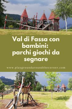 All Over The World, Playground, Places, Estate, Outdoor, Camper, Italia, Children Playground, Outdoors