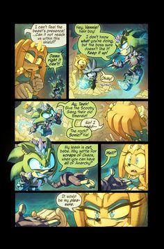 GOTF issue 15 page 35 by EvanStanley.deviantart.com on @DeviantArt