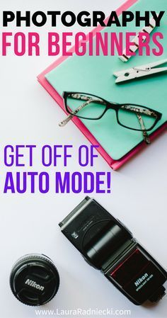 Get off Auto Mode once and for all with an online photography course for beginners. Learn, master and love your camera by learning photography tips ranging from basic to shooting in manual mode. Everything you need to know to learn how to use your camera and take amazing photos of your family and your life! Photography videos, a photography ebook and more are combined into this amazing photography ecourse.