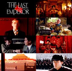 The Last Emperor, Directed by Bernardo Bertolucci Bernardo Bertolucci, Last Emperor, Paradis, Cinema, Asian, In This Moment, Big, Children, Movie Posters