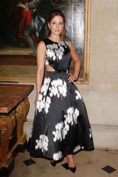 The 16 best celebrity outfits from today's Dior Cruise 2017 fashion show in London: Kate Beckinsale