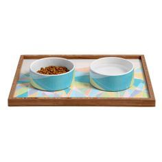 Gabi Free Pet Bowl and Tray | DENY Designs Home Accessories  #denywishlist