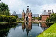La Chateau de Commanderie, Sint-Pieters-Voren, Limburg, Belgium