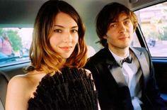 Sophia Coppola and husband Thomas Mars