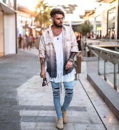 """3,589 Likes, 166 Comments - Danielo Costa (@danielo_costa) on Instagram: """"COLD IN L.A  tanktop & olive cardigan by @inviteonly check it out on www.inviteonly.store"""""""