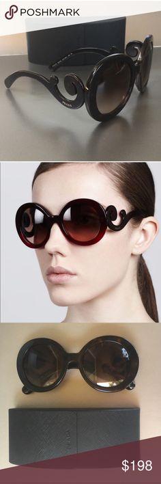 🔥FINAL SALE🔥🔥PRADA baroque sunglass Brand new no scratches Prada Accessories Sunglasses