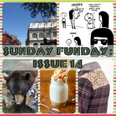 Sunday Funday: Issue 14 by Katie Crafts - Crafting, Sewing, Recipes and More! http://katiecrafts.com