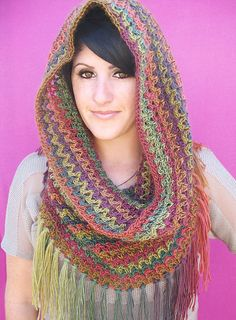 Julie King of Gleeful Things designs flirty, fun crochet projects. Yes, there is more than the messy bun hat. Free pattern.