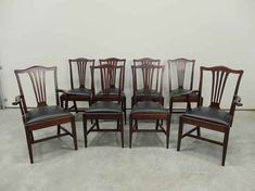 Antique Set Of 8 Mahogany Dining Chairs Home Decor Colors, Funky Home Decor, Asian Home Decor, European Home Decor, Hippie Home Decor, Easy Home Decor, Cheap Home Decor, Budget Home Decorating, Interior Decorating Styles
