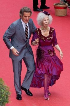 Cayetana Fitz-James Stuart, 18th Duchess of Alba and her third husband Alfonso Díez Carabantes attends the wedding in Villareal Porcelanosa, Oct. 2013.