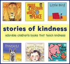 Stories for kids about kindness. Bibliotherapy. Counselors, join us at: Facebook.com/LifesLearningForCounselors *. http://lifeslearning.org/ Twitter: @sapelskog