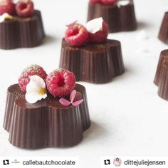 #Repost @callebautchocolate with @repostapp @bakelikeapro  @dittejuliejensen putting her pralines in the spotlight!  Tag someone who 's milk chocolate & raspberries  #repost #callebaut #chocolate #praline #bonbon #pastrychef #pastrylife #chefstalk #chefslife #chefstable #foodphotography #foodporn #instafood #instagood #fruity