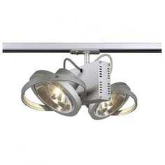 TEC Strahler, 2xQRB111, inkl. 1P.-Adapter / LED24-LED Shop