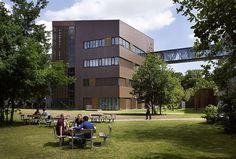 Pharma Science Building, University of Copenhagen, by C.F. Møller Architects