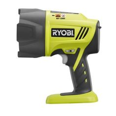 Ryobi 18-Volt ONE+ Xenon Hi-Beam Spotlight (Tool Only)-P716 - The Home Depot
