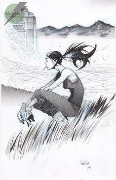 Felix Comic Art :: For Sale Artwork :: *Commission Samples* by artist James Harren