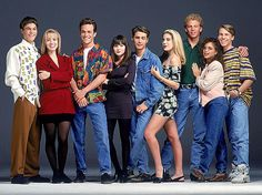La Dolce Moda: throwback: Beverly Hills 90210 fashion