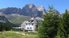 Rifugio Ciampedie - Val di Fassa - Dolomiti - Catinaccio