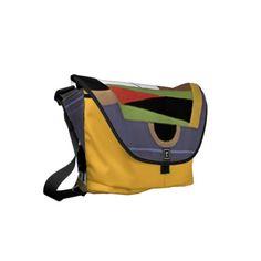 Art Deco Saffron Small Bag by Janz