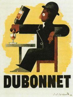 Dubonnet. Cassandre-1932