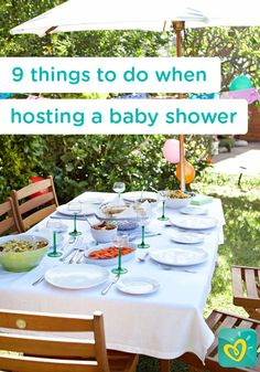 Hosting A Baby Shower At Your Favorite Restaurant, Cafe, Or Eatery Is  Becoming More