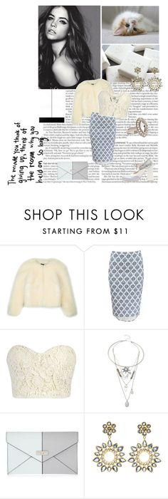 """Set #4361"" by miky94 ❤ liked on Polyvore featuring Simone Rocha, Basta, Oasis, Miu Miu, Henri Bendel, Amrita Singh, Forever 21, women's clothing, women and female"