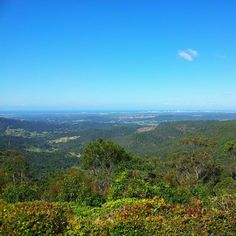 Australian Places and Events - Overlooking the Gold Coast Hinterland from Eagle Heights Mountain Resort, Mt Tamborine, Qld. by dgfoley, via Flickr Places Around The World, Around The Worlds, Mt Tamborine, Mountain Resort, Gold Coast, Eagle, Events, River, Mountains
