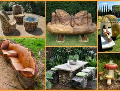 Enjoy spending time in your outdoor area with the outdoor furniture that suits you!