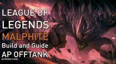 lolgui.blogspot.com: League of Legends - Malphite Build and Guide for A...