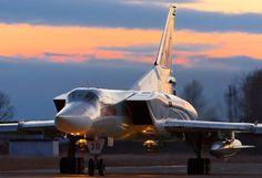 Russian Tupolev Tu-22M3