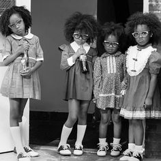 Too Adorable! - http://www.blackhairinformation.com/community/hairstyle-gallery/kids-hairstyles/adorable-5/ #kidshairstyles