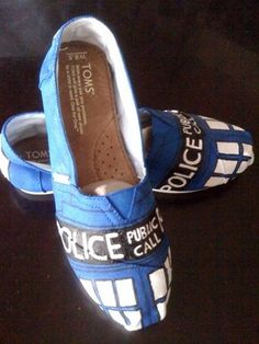 Doctor Who Toms! YES!