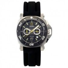 National Geographic Deep Blue Dive Men's Watch NG710GKSKM