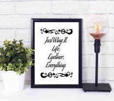 Douche Canoe Swear Words Curse Word Art Therapy Printable